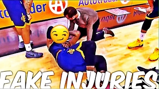 Download NBA Fake Injuries Video
