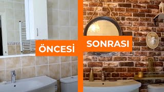 Download Banyo Yenileme Fikirleri | Dekorasyon Fikirleri | Seray Kutsal Video