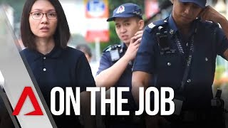 Download On the Job: Police patrol officer Video