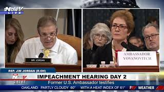 Download ″I'M ABOUT TO GAVEL YOU DOWN″: Schiff warns Jordan during impeachment hearing Video