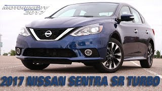 Download REVIEW: 2017 Nissan Sentra SR Turbo Video