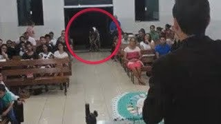 Download 5 Scariest and Unexplainable Things Caught In Church Video