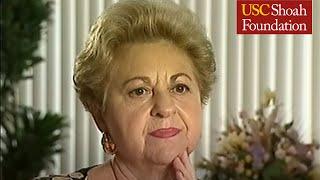 Download Holocaust Survivor Mary Natan Testimony Video