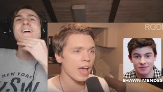 Download One Guy, 16 Voices RoomieOfficial Reaction Video