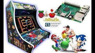 Download How to make a DIY Weecade Arcade Cabinet Raspberry Pi Video