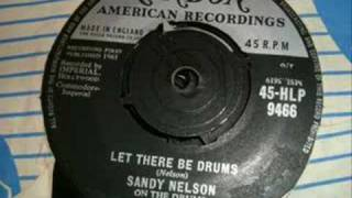 Download Sandy Nelson - Let There Be Drums Video