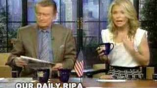 Download Kelly Ripa Has Momnesia (March 4, 2008) Video