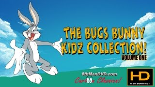 Download BUGS BUNNY HD 4K KIDS COLLECTION Vol. 1 | Looney Tunes & Merrie Melodies | Cartoons for Children Video