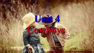 Download Learn English via Listening Level 4 Unit 4 Cowboys Video