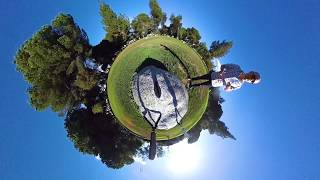 Download Insta360 One FreeCapture and Little Planet Test (Bonus 5th Video!) Video
