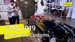 Download Essen Motor Show 2019: Edelweiss Customs Video