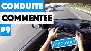 Download Apprendre à conduire : Conduite commentée #9 ( autoroute ) Video