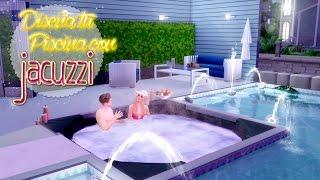 Download DISEÑA TU PISCINA CON JACUZZI | Los Sims 4: Tutorial + Speed Build Video