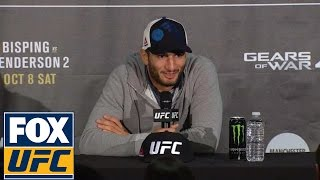 Download Gegard Mousasi insults Conor McGregor, Michael Bisping after win | UFC 204 Video