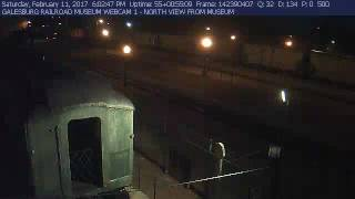 Download Galesburg Railroad Museum North Camera 1 Live Stream Video