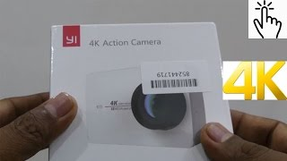 Download Xiaomi Yi 2 | 4K Action Camera - Unboxing | How to insert SD Card Video