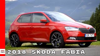 Download 2018 Skoda Fabia Video