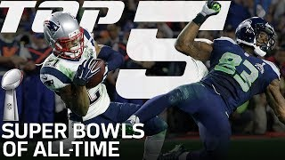 Download Top 5 Super Bowls of All-Time | NFL Highlights Video