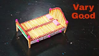 Download How to make Match box Bed-match box supper idea Video