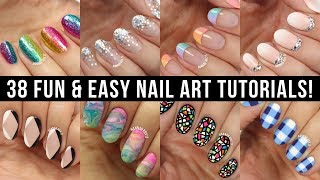 Download New Nail Art 2018 Fun & Easy Nail Art Compilation Video