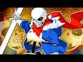 Download DISBELIEF PAPYRUS UNLOCKS POTENTIAL FOR GENOCIDE | REVENGE - The Unseen Ending (Undertale Disbelief) Video