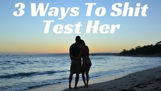 Download How To Test Women (Separate The Good Women From Bad) Video