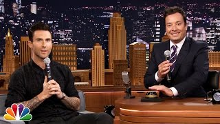 Download Wheel of Musical Impressions with Adam Levine Video