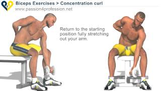 Download Bodybuilding Exercises - Free Weights Video