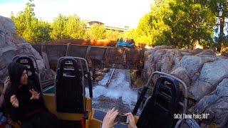 Download [HD] Grizzly River Run Rapid Ride 2015 - Disney California Adventure Video