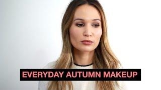 Download Easy Everyday Autumn Makeup ft. BITE Beauty Multistick | ttsandra Video