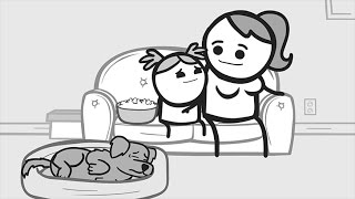 Download Dog Dreams - Cyanide & Happiness Minis Video