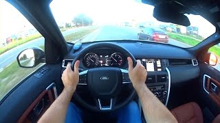 Download 2015 Land Rover Discovery Sport POV Test Drive Video