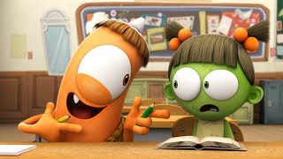 Download Spookiz | Zizzi Isn't Impressed | 스푸키즈 | Funny Cartoon | Kids Cartoons | Videos for Kids Video