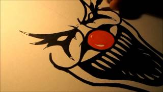 Download How to Draw An Evil Clown II Video