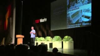 Download How can journalism survive?   Joaquin Alvarado   TEDxMarin Video