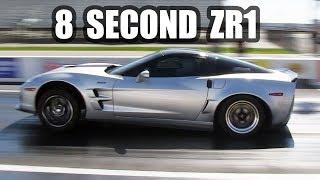 Download 8 Second Street Car - C6 ZR1 Corvette Video