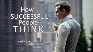 Download HOW SUCCESSFUL PEOPLE THINK - Motivational Video Video