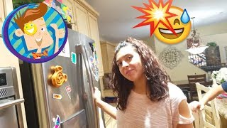 Download TRICK SHOTS: FUNnel Perfect! SILLY SHAWN RETURNS! Microwave Challenge (FUNnel Vision Vlog) Video