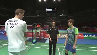 Download Daihatsu Yonex Japan Open 2017 | Badminton SF M4-MS | Son Wan Ho vs Viktor Axelsen Video