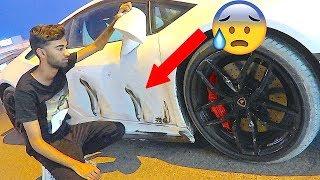 Download He Crashed his Lamborghini AGAIN ... *NOT CLICKBAIT* Video