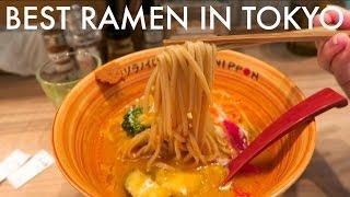 Download MY FAVOURITE RAMEN IN TOKYO   Vegan and Gluten-Free Video