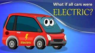 Download What if all Cars were Electric? | #aumsum Video