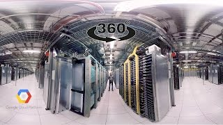 Download Google Data Center 360° Tour Video