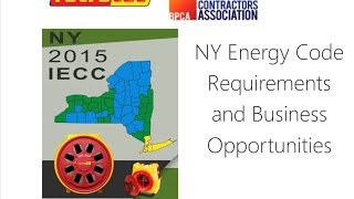 Download NY Energy Code - Requirements and Business Opportunities (December 1, 2016) Video