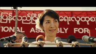 Download Michelle Yeoh as Aung San Suu Kyi in ″The Lady″ Video