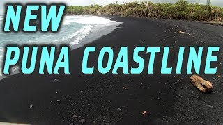 Download LATT New Kilauea Volcano Puna Coastline Kapoho to Pohoiki Hawaii Video