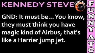 Download FUNNY ATC: LEVITATING AIRBUS & RAMP NEGOTIATIONS!!! Video