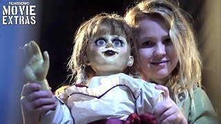 Download Go Behind the Scenes of Annabelle: Creation (2017) Video