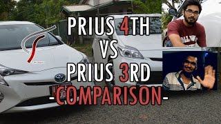 Download Toyota Prius 3rd Vs 4th Generations - Why you should buy 4th over 3rd - tarragon.lk Video