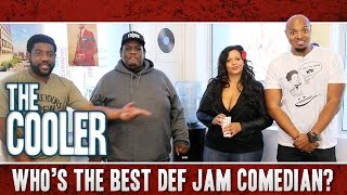 Download Who's the Best Def Jam Comedian? Video